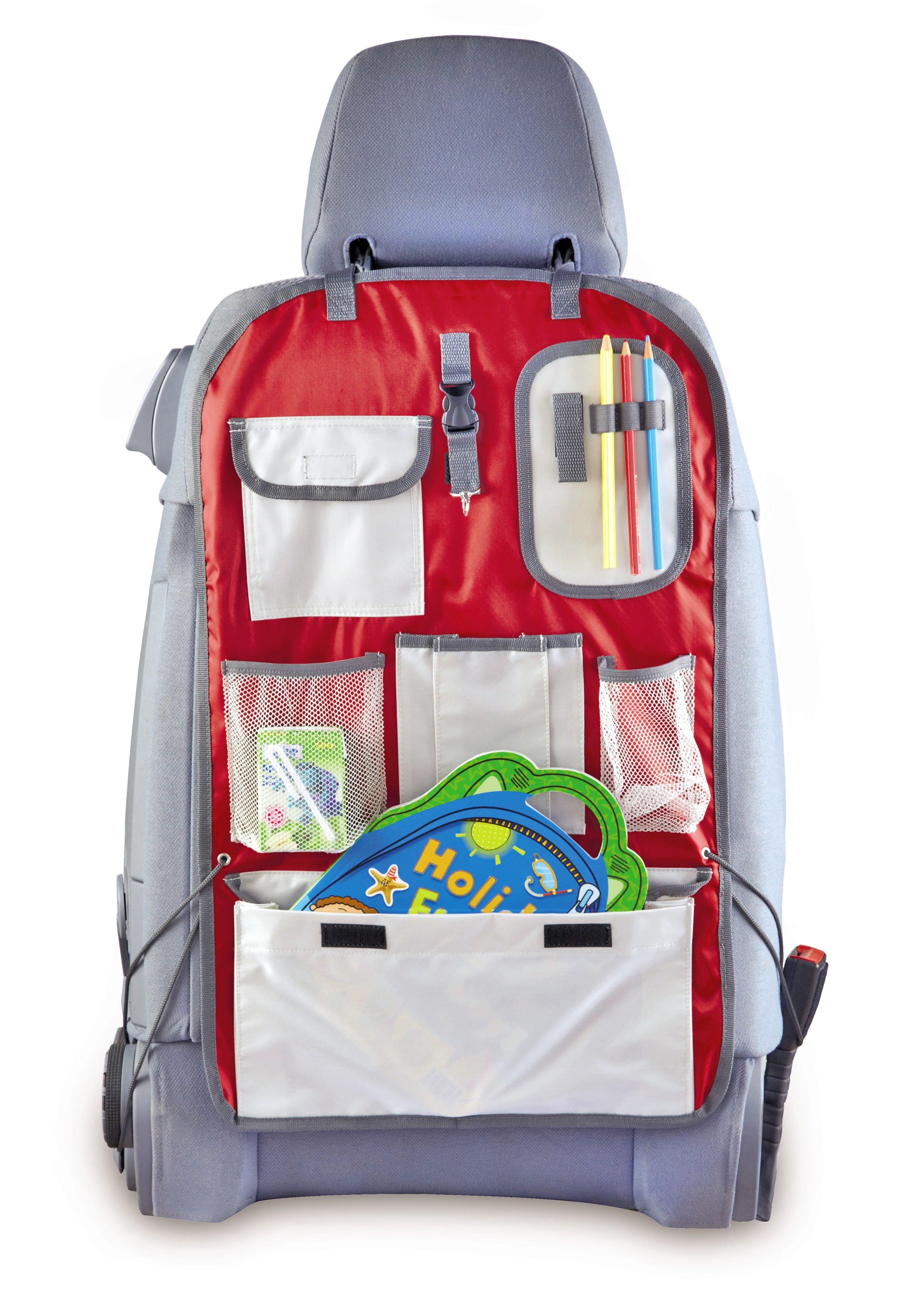 Car Seat Organiser #TravelEssentials #Specialbuys #win   Aldi Travel ...