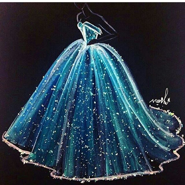Glow in the dark dress- YES OR NO? Double tap if you love ...