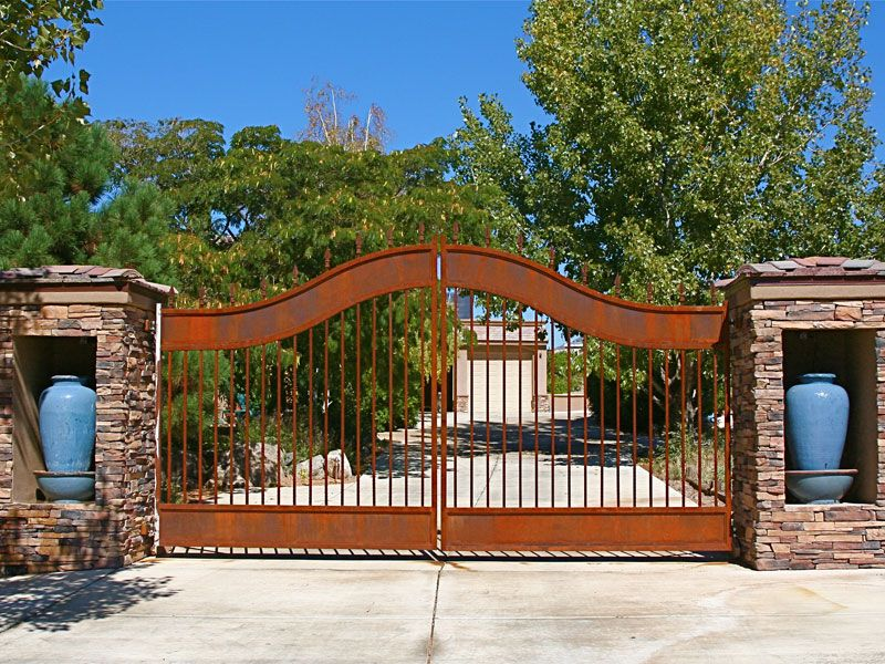 Old World Gates   Gate-It Access Systems