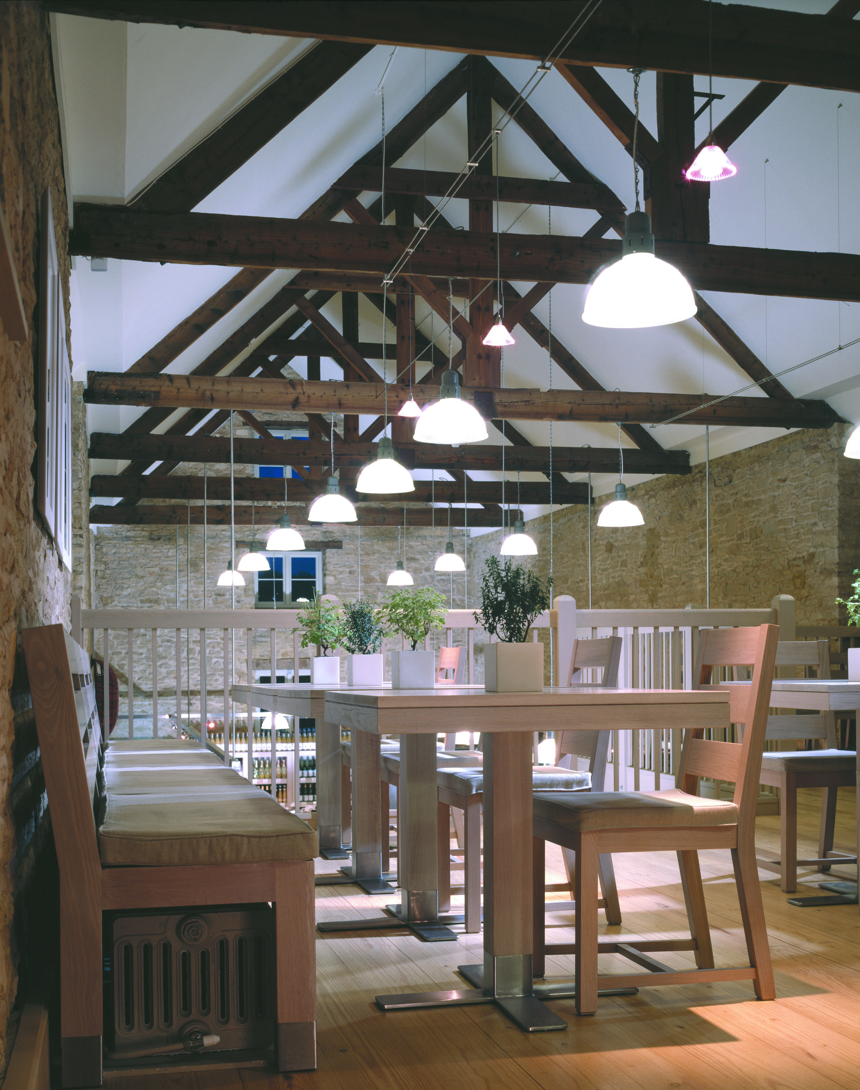 The Wild Rabbit, Kingham, Gloucestershire | Spencer Fung Architects ...