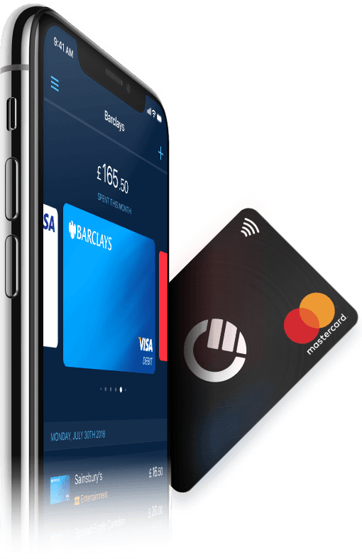Curve Card And Mobile App With Images Cards Your Cards Curve