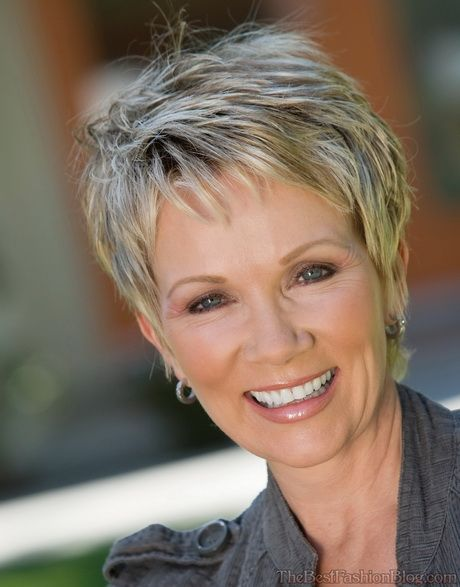 Short pixie hairstyles for older women | Short haircuts | Pinterest ...