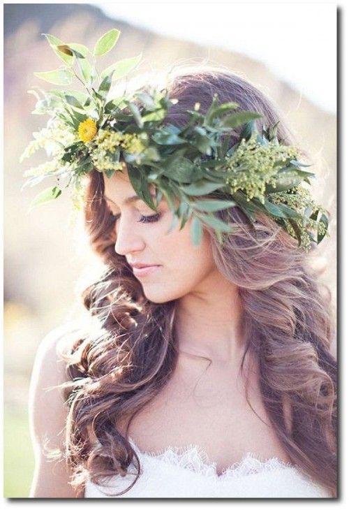 Customize Your Own Wedding Headpiece Diy Fl Crown Ideas