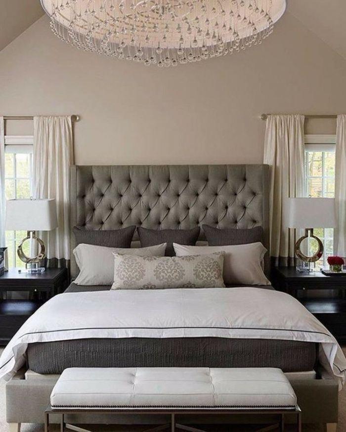 ▷ 1001 + Ideas sobre decoracion de habitación gris | Decoracion ...