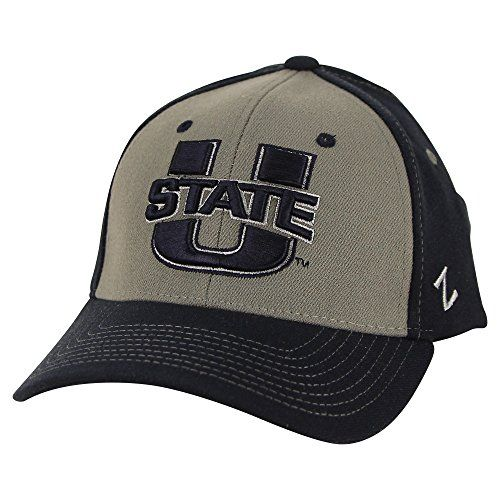 0121e2b220383 Utah State Aggies Fitted Hats