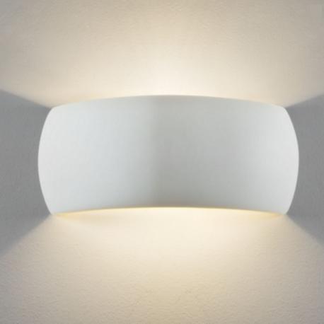 Applique murale Milo 308 céramique - Blanc | Luminaires, Appliques ...