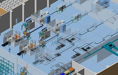 2d To 3d Factory Design Software Mpds4 Factory Layout Factory Design Software Design Design