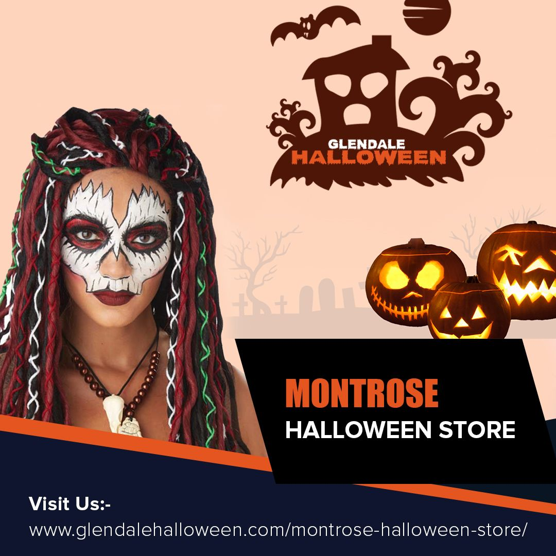 browse the prominent collection to get the halloween outfit of your freakiest dreams at glendale halloween store near montrose