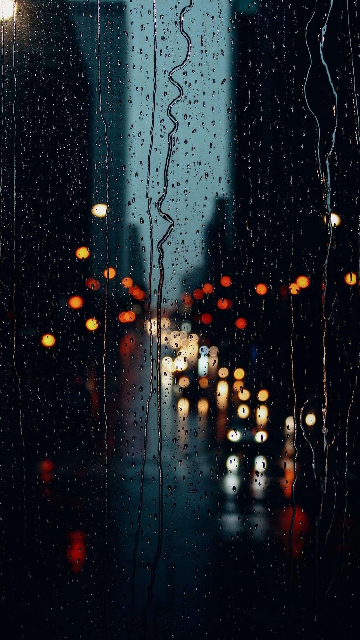Pin By Iyan Sofyan On Rain In 2019 Rain Wallpapers Rainy