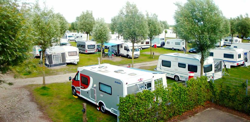 Wellnesscamp Dune 6 In Zingst Camping Ostsee Camping Rugen