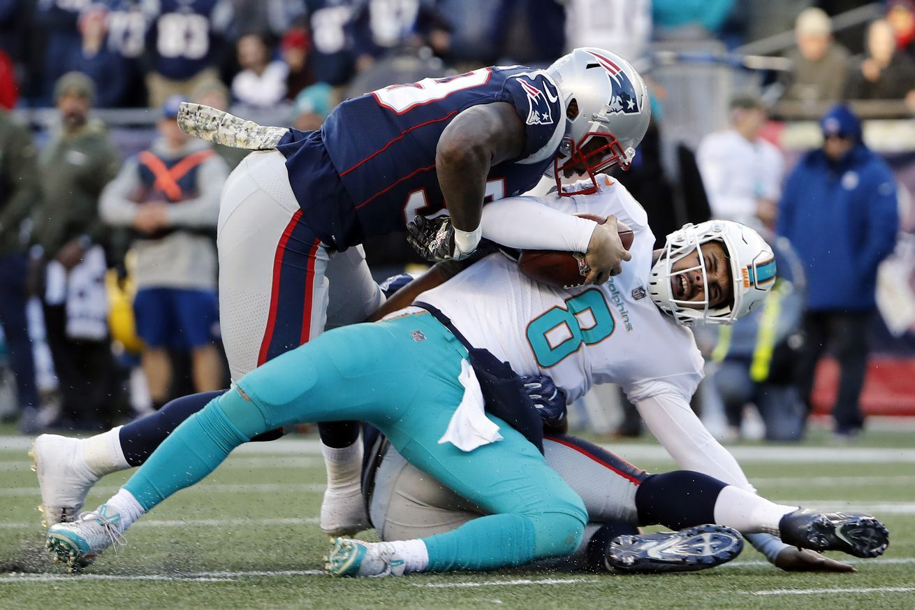 Film Review Patriots Pass Rush Turning Up the Heat in