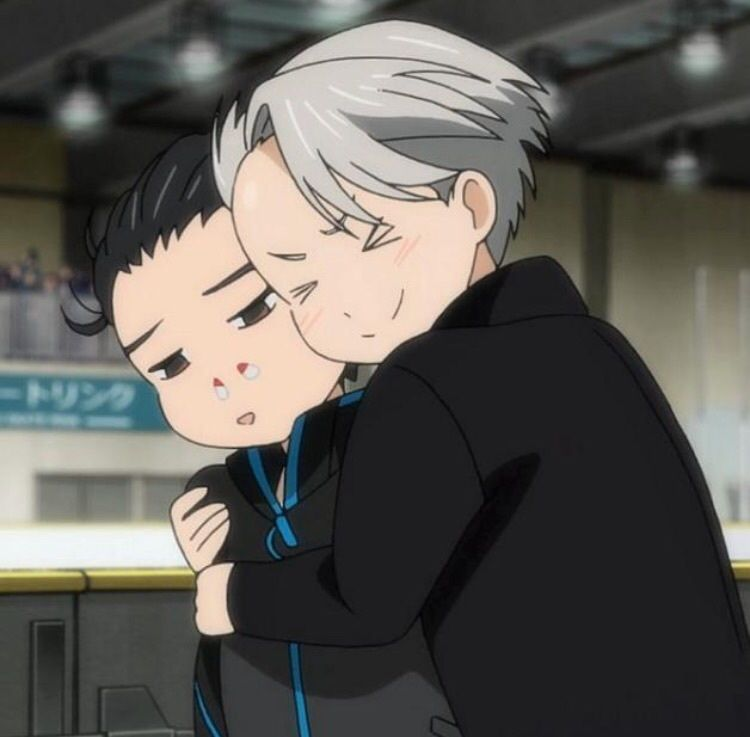 Image about yuri on ice in anime、manga by ねこ..