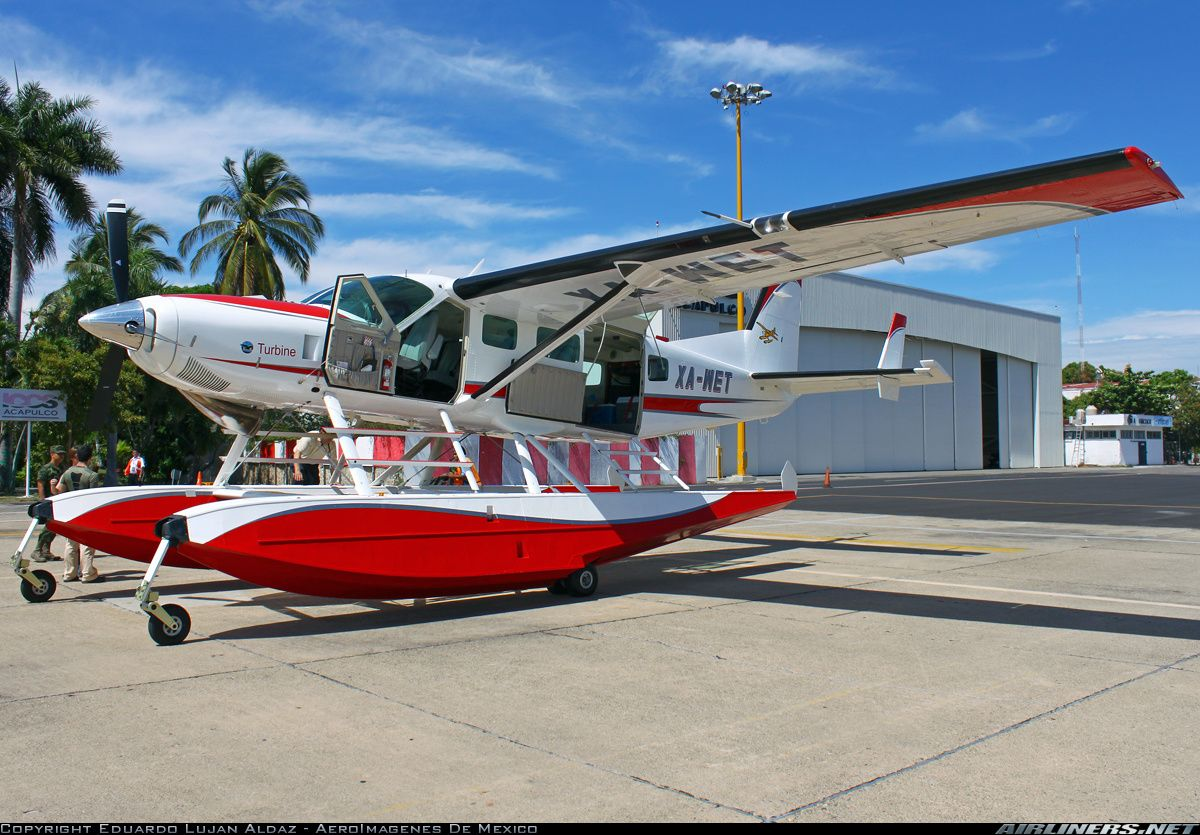 Cessna 208 Caravan I aircraft picture (With images