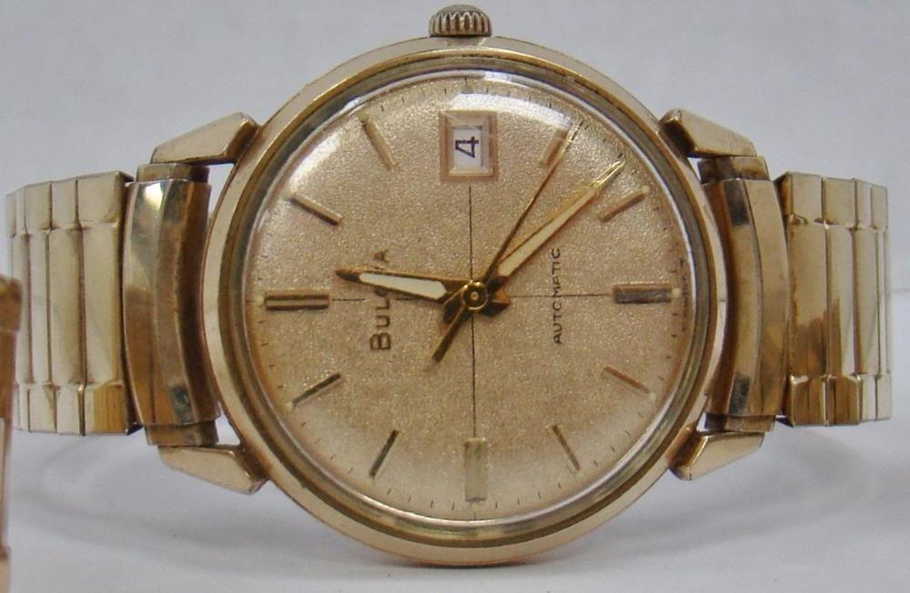 Herreur, Bulova, Super fedt ur af mærket Bulova, med meget behagelig.