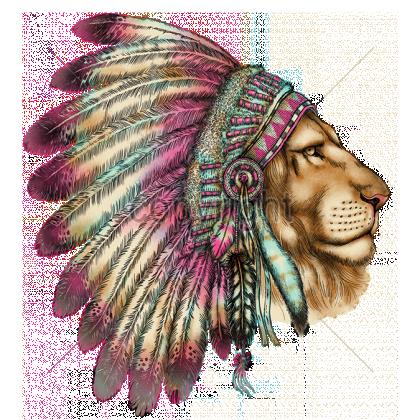 Auto Sku 13x14 Lion Head Indian Headdress Png 420 420 Headdress Tattoo Indian Headdress Tattoo Lioness Tattoo Design