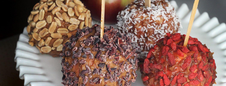 Caramel apples forks over knives caramel apples