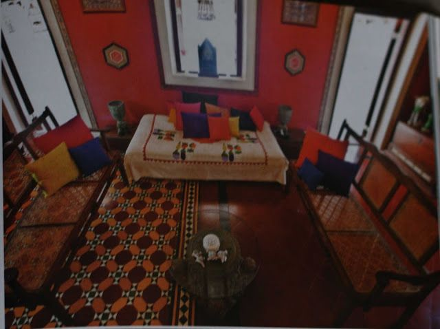 Celebrations Decor - An Indian Decor blog: Drenched in Nostalgia..these Indian Homes