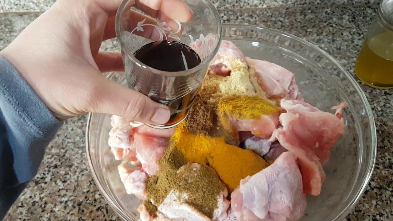 تتبيلة الدجاج اللتي يخفيها عنك أصحاب المطاعم Middle Eastern Recipes Middle Eastern Cooking