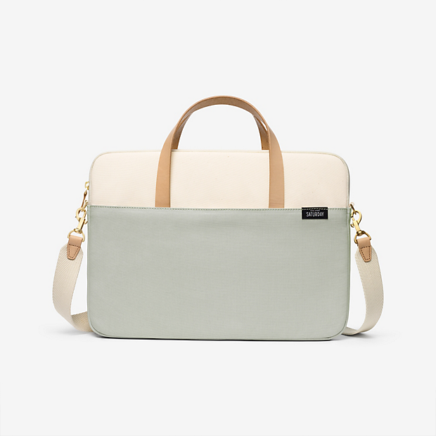 A great neutral laptop case to go with any look for work  2e18463c9c