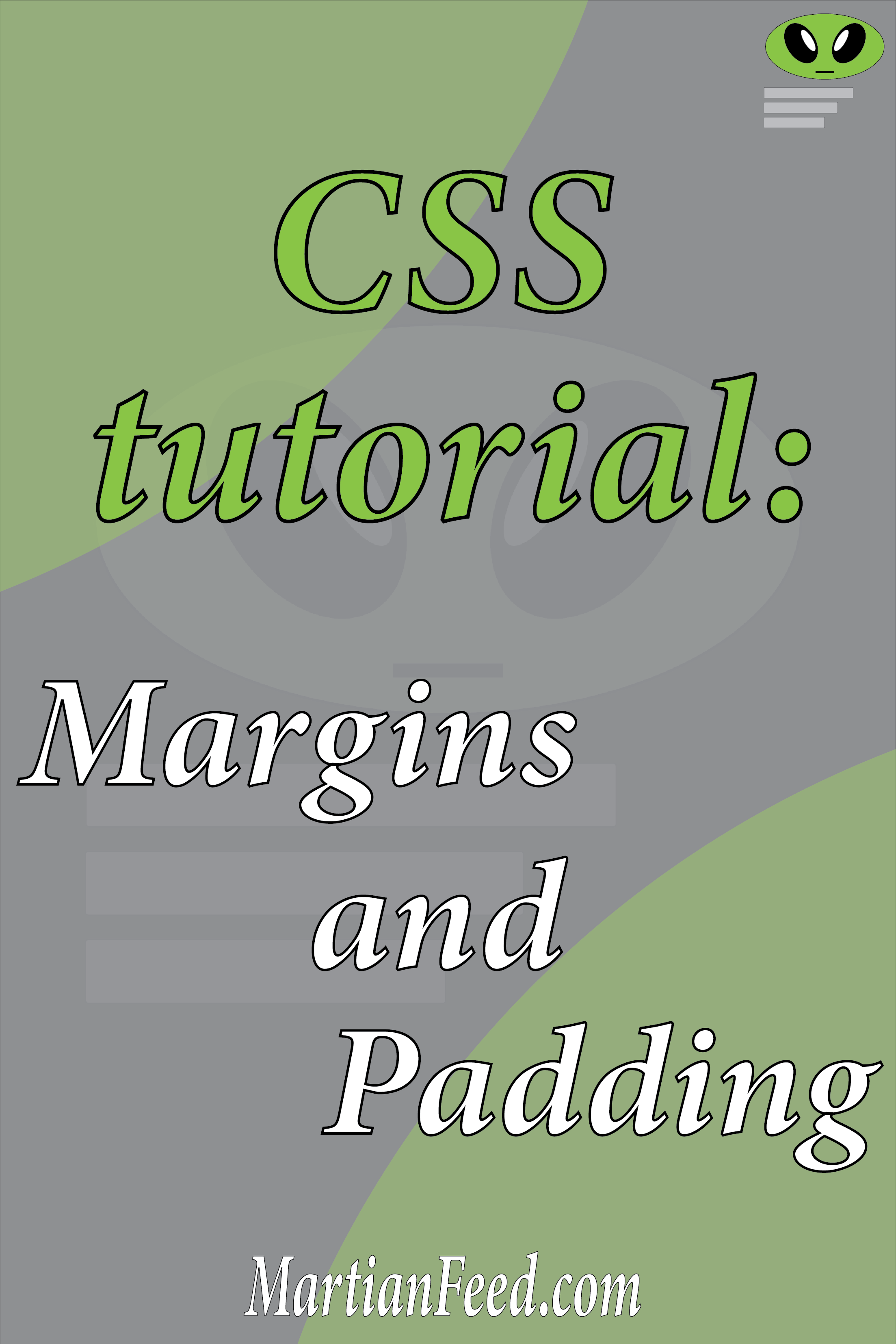 Learn how to use Margins and Padding with CSS in this
