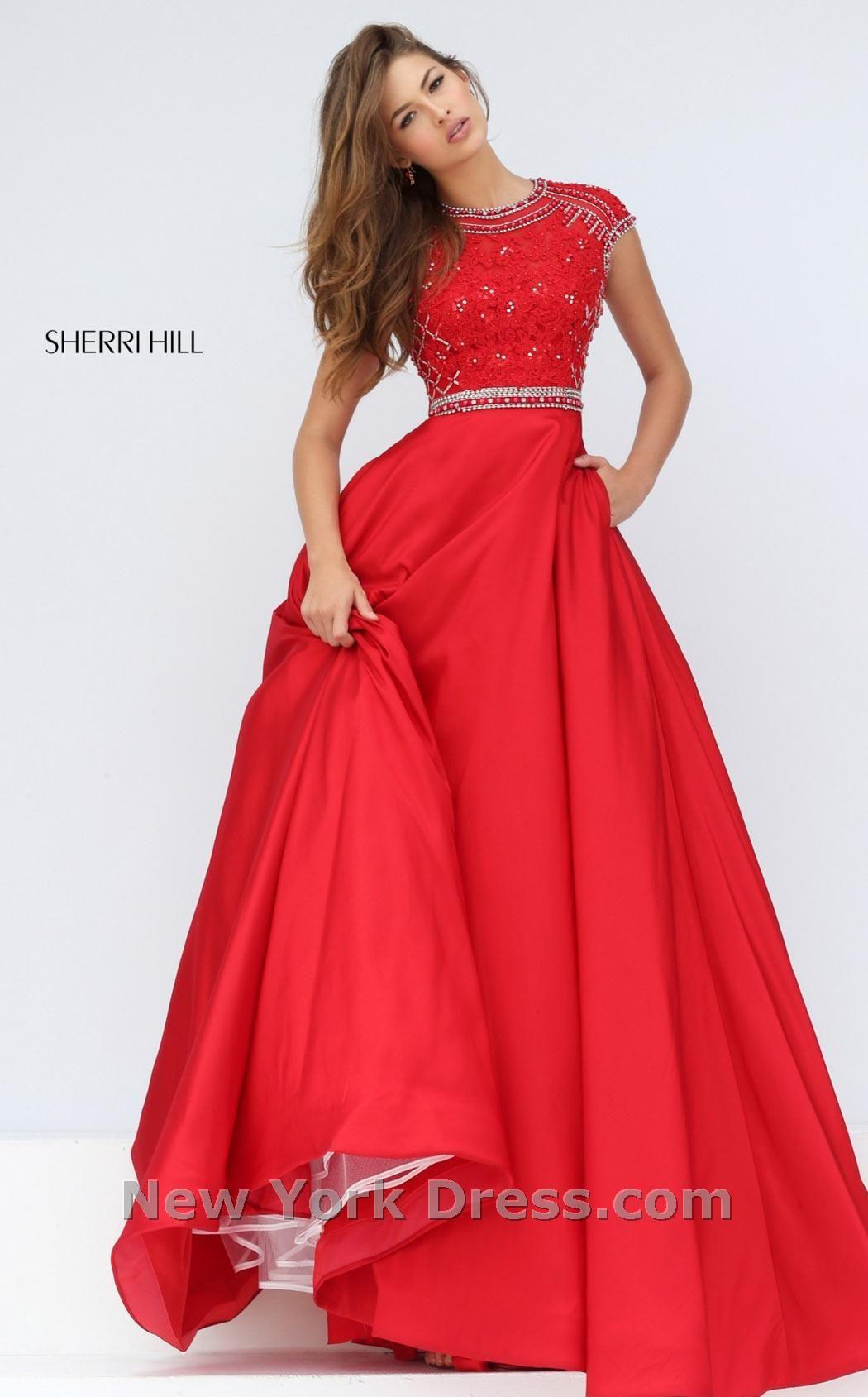 Sherri Hill 32363 Dress - NewYorkDress.com | D R E S S E S | Pinterest