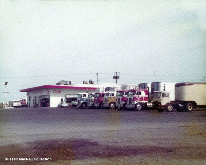 Classic Old Truckstop From The 70 S Dunnigan With Images Big