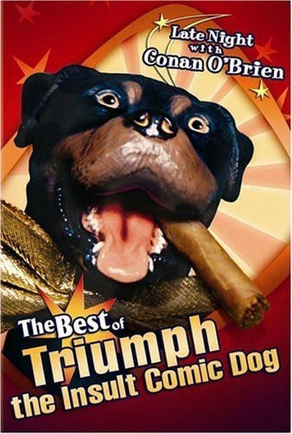 Late Night with Conan O'Brien: The Best of Triumph the Insult Comic Dog