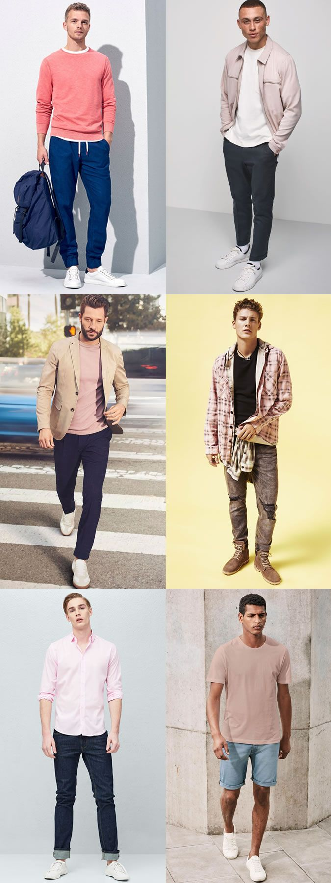 How To Wear 6 Of The Most Difficult Menswear Colours