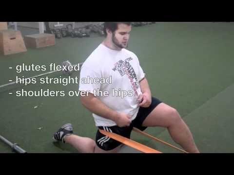 Liberando las caderas | Entrenamiento