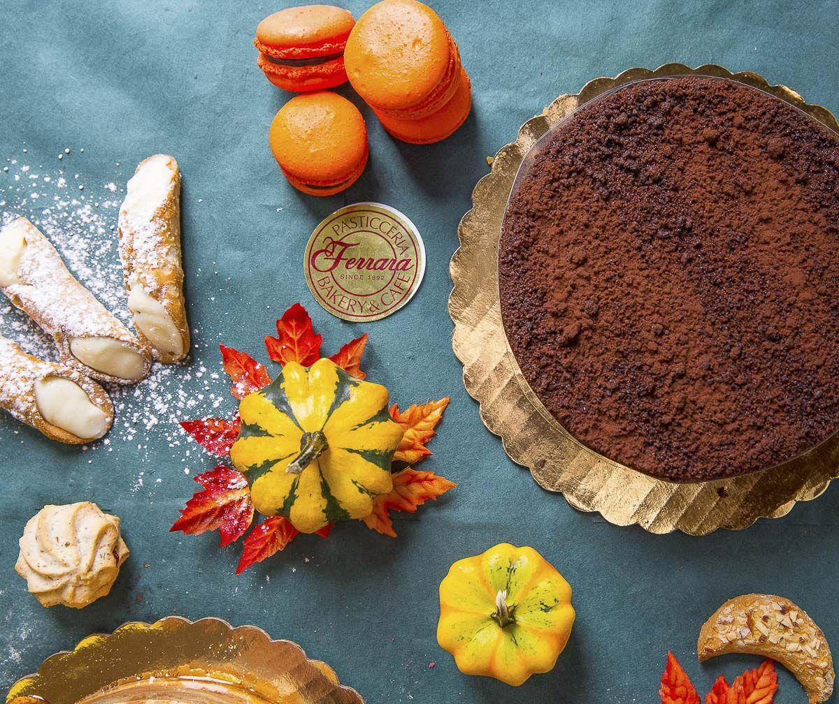 Ready for Thanksgiving? Got the dessert yet? Order now