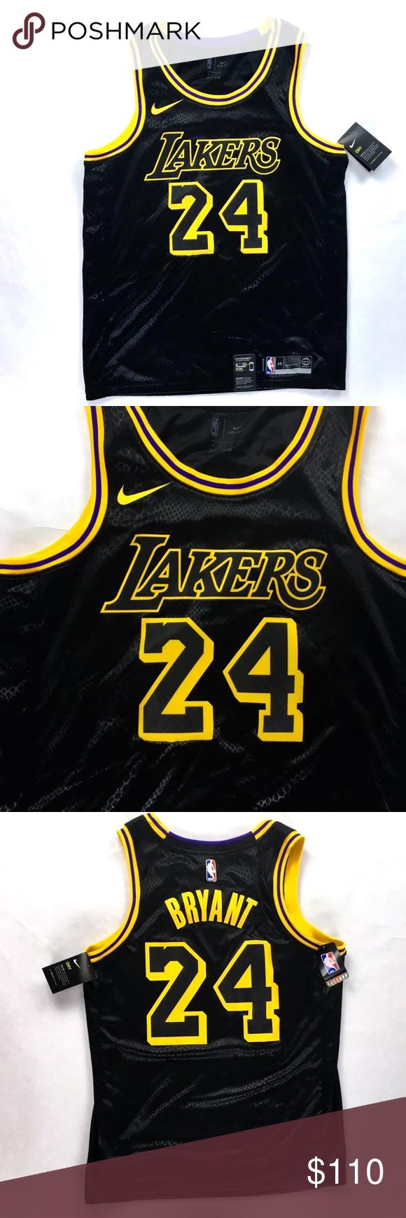 Nike LA Lakers Kobe Bryant City Swingman Jersey Nike NBA LA Lakers Kobe  Bryant City Edition 08434269a