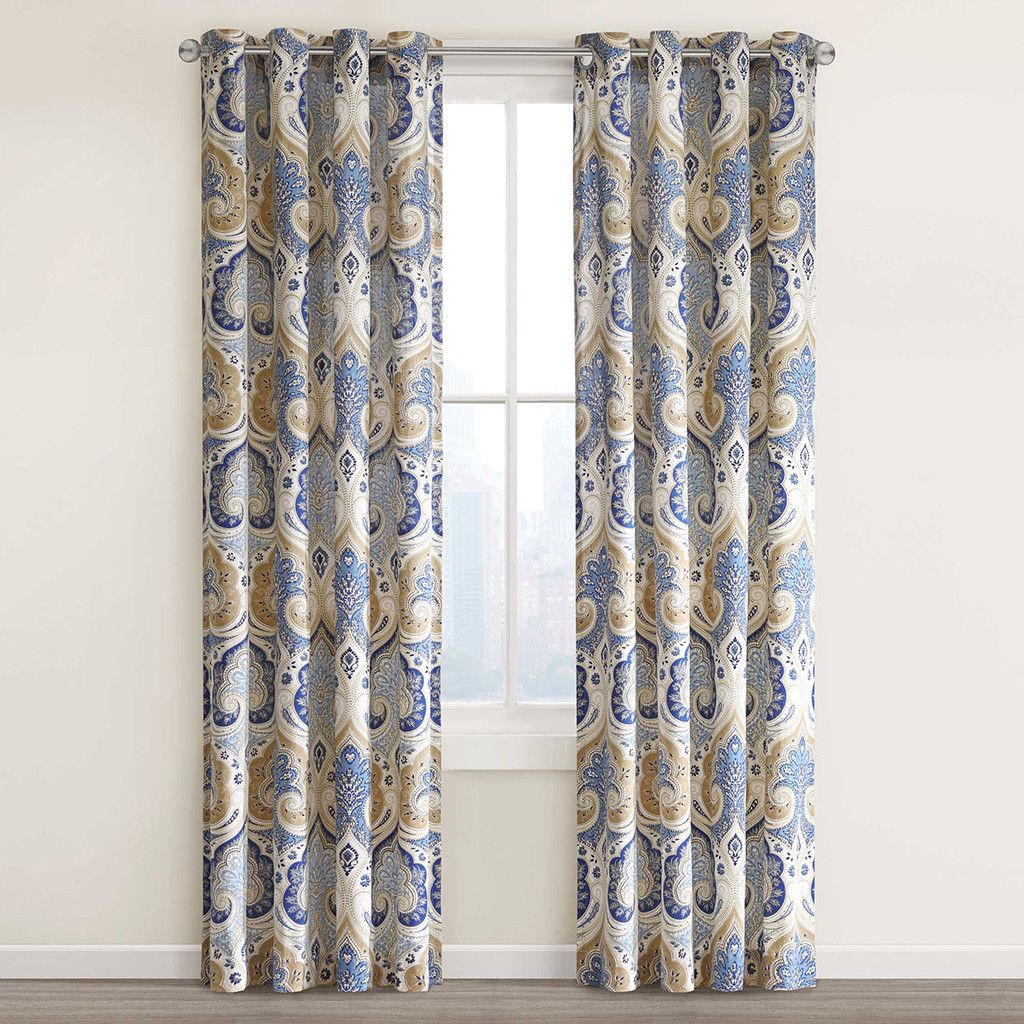 Echo Design Jaipur Window Single Curtain Panel Reviews