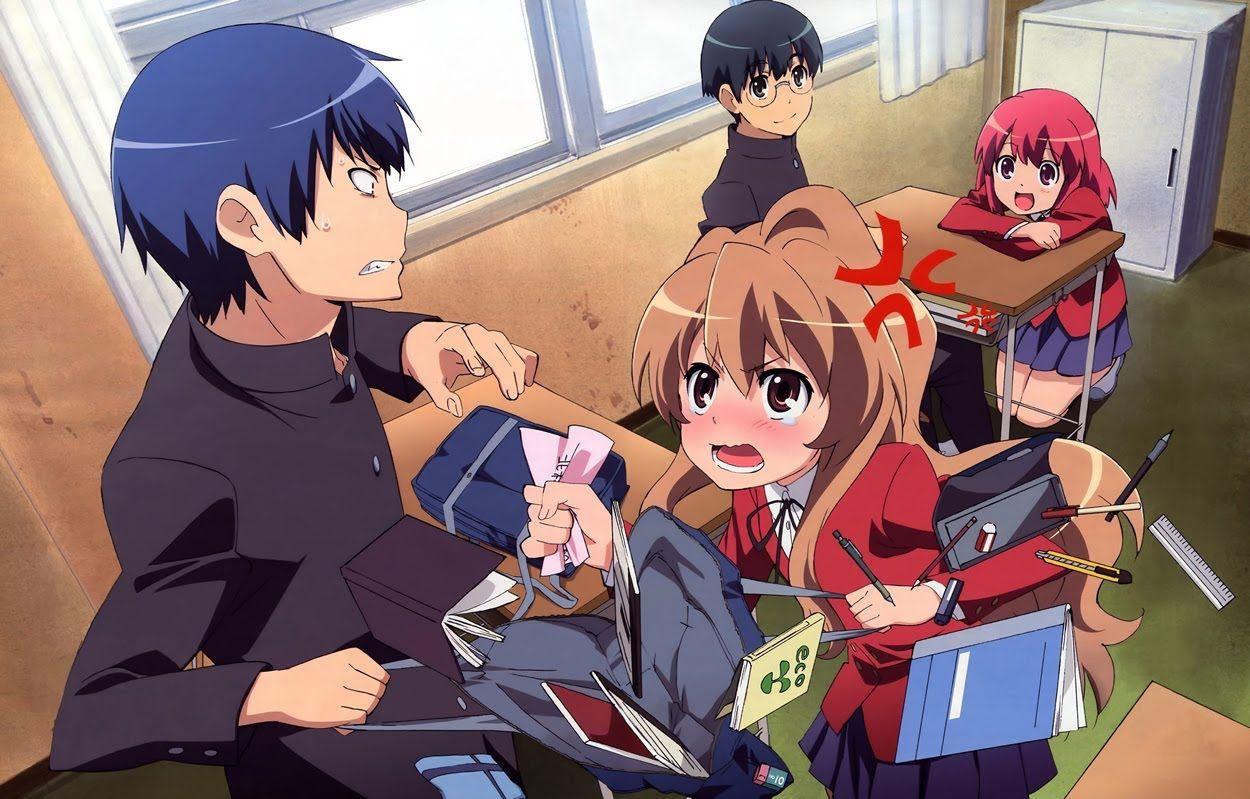 Anime otaku rank their Top 12 favorite genres and name