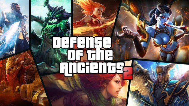 Defense of the Ancients 2 - rk motors