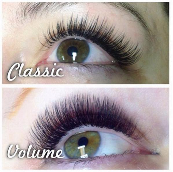 a502dc45ba3 Image result for volume vs classic eyelash extensions | Fransar ...