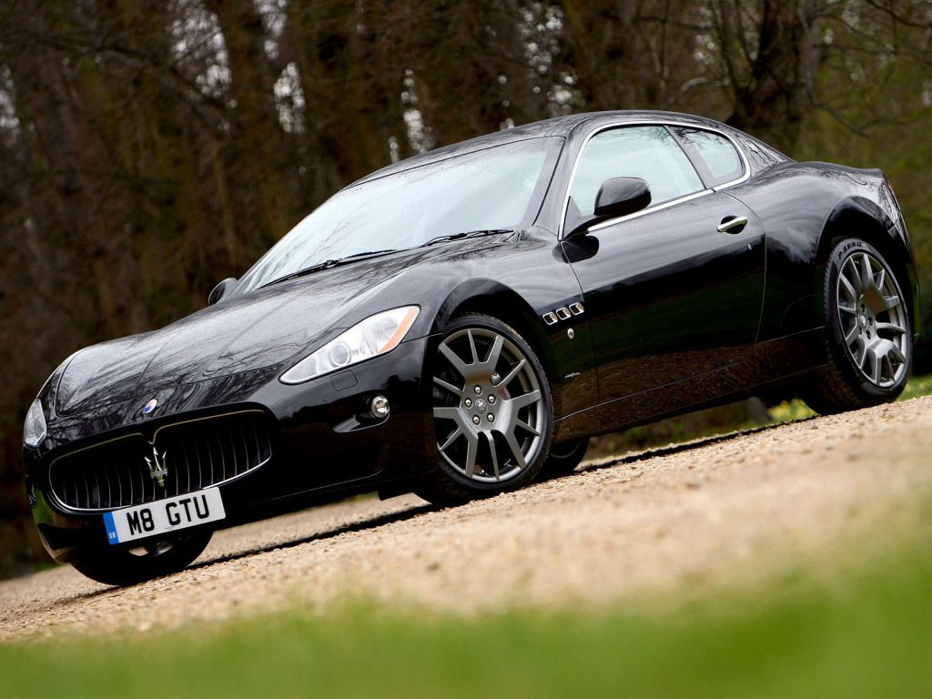 Maserati GranTurismo UK-spec '2007-17   Alpinismo