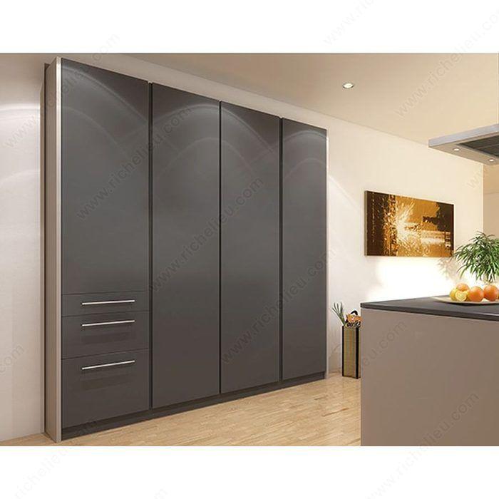 HAWA Concepta 30 System For Sliding Pivot Doors   Richelieu Hardware