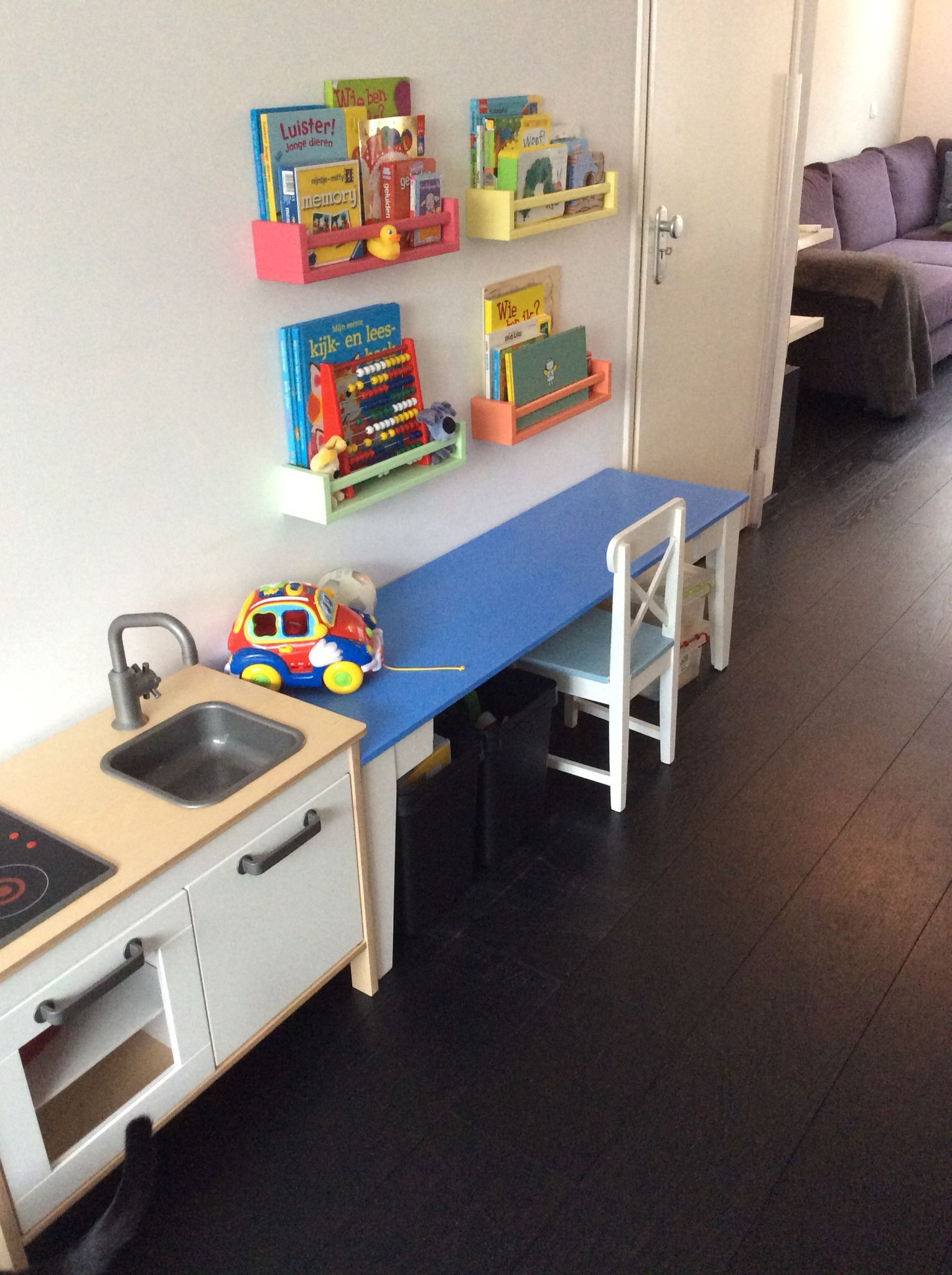 Speelhoek woonkamer Ikeahack | jongens kamer | Pinterest | Playrooms ...