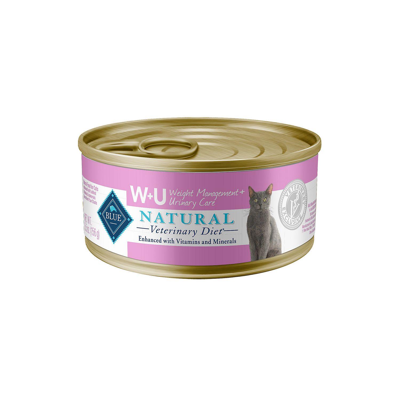 Blue Buffalo Blue Natural Veterinary Diet W U Weight Management