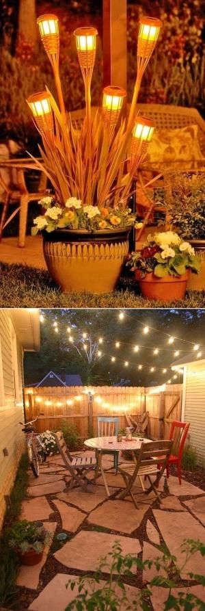 Easy DIY Projects to Make Your Backyard Awesome by garden ...