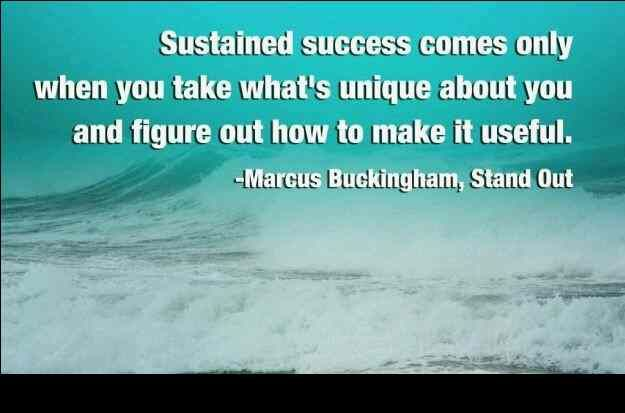 What are your plans for sustained success?