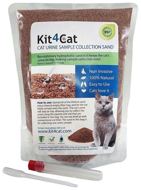 Kit4Cat Hydrophobic Sand