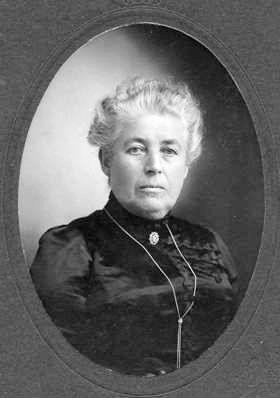 rebecca stevens mount pioneer of 1852 photo taken 1908