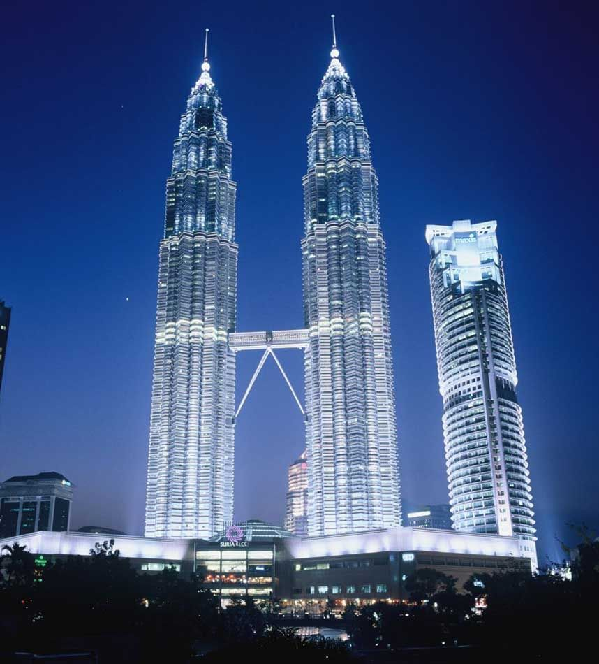 famous buildings. Most Famous Buildings In The World - Top Ten List