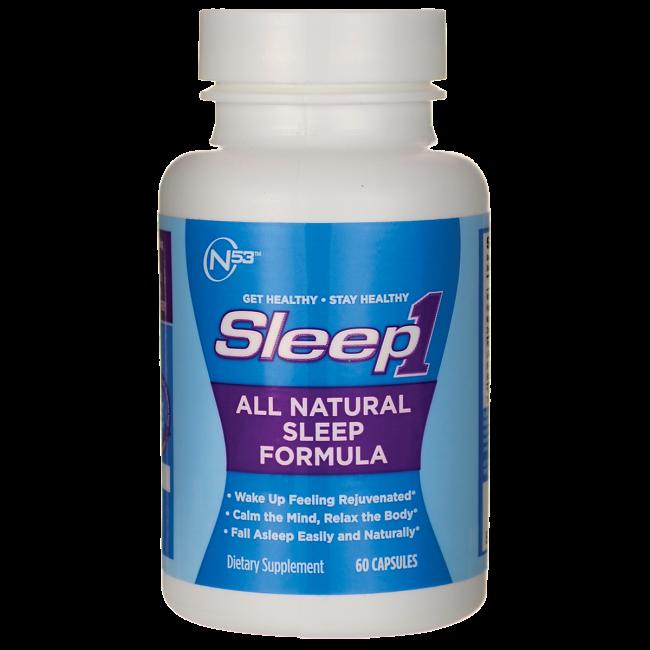 sleep1 all natural sleep formula 60 caps sexual health sleep