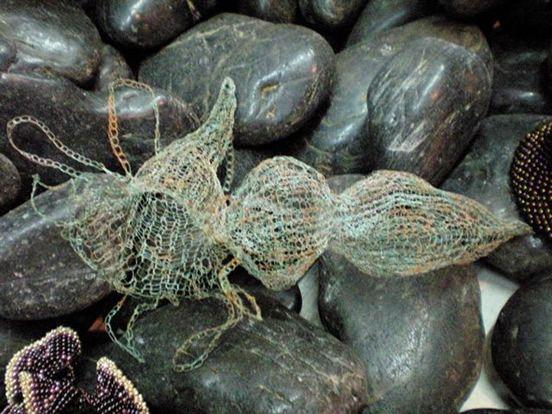Anita Bruce   Crochet Coral Reef