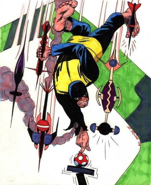 Original X Men By Steve Rude Steve Rude Pinterest X Men