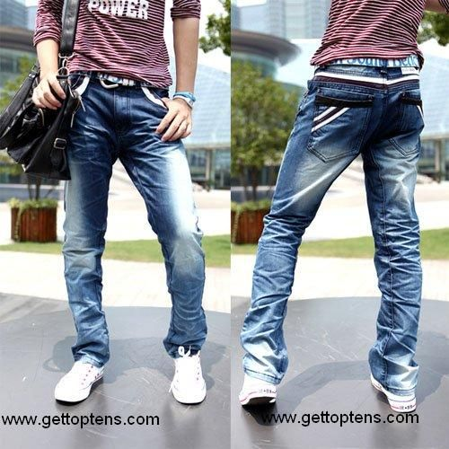 Top 10 Popular Mens Jeans Brands 2013 | Fashion | Pinterest ...