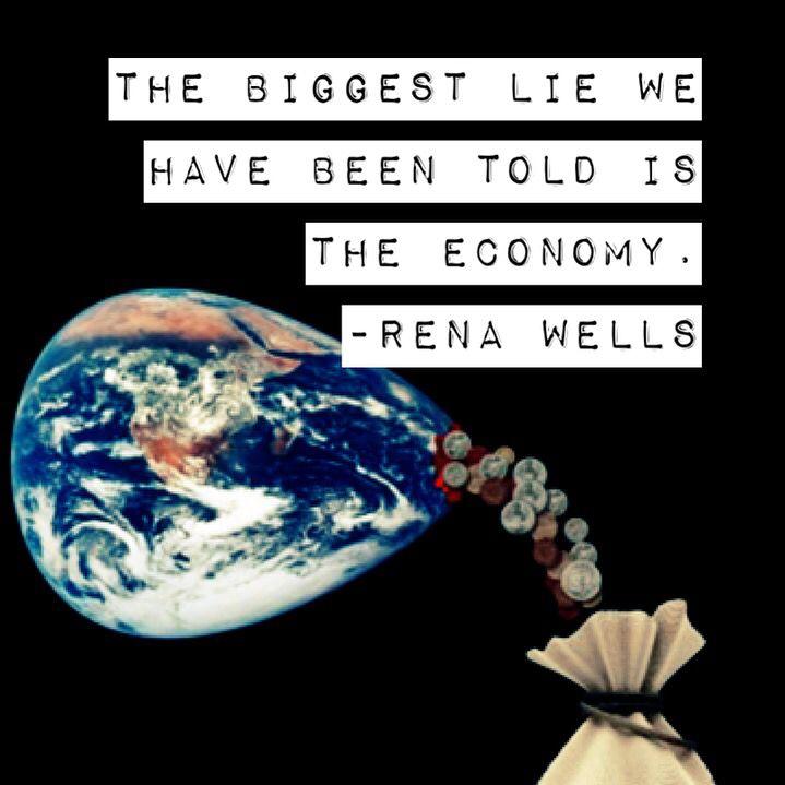 #economy #money #conscious #lies #truth #earth #awaken