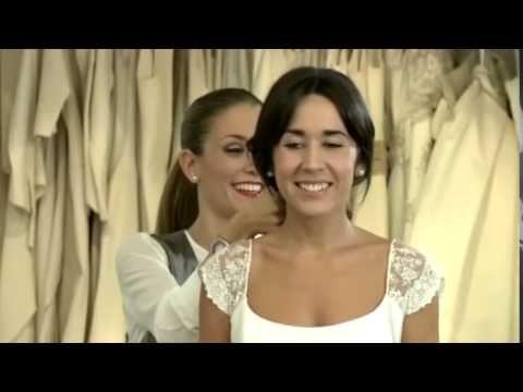 beatriz Álvaro diseñando alta costura en mi vestido de novia en